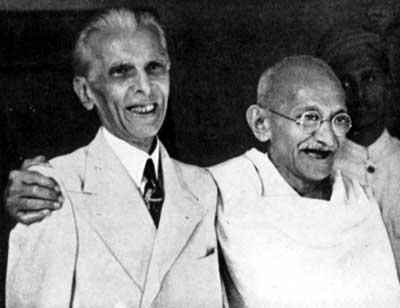 """Notwithstanding his…broad heart, the Mahatma has a very narrow and immature head,"" wrote Savarkar"
