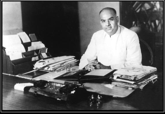 Dr Shyama Prasad Mookherjee