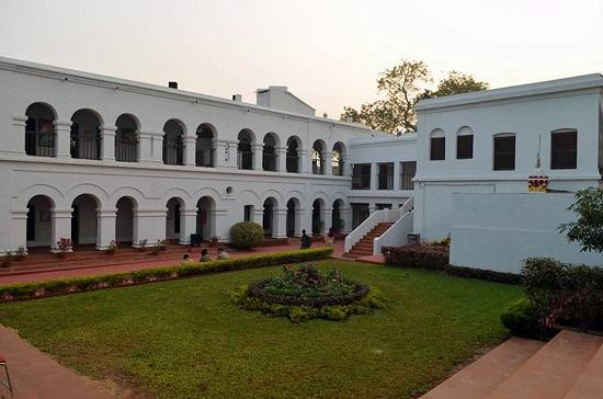 His home: Cuttack, Odisha, where he was born and grew up, now a beautiful museum.