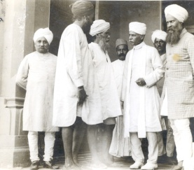 Malaviyaji Punjab Visit after Jaliawalan Bagh Massacre.