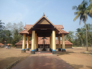 Thrikkakkara Vamana Moorthy Temple